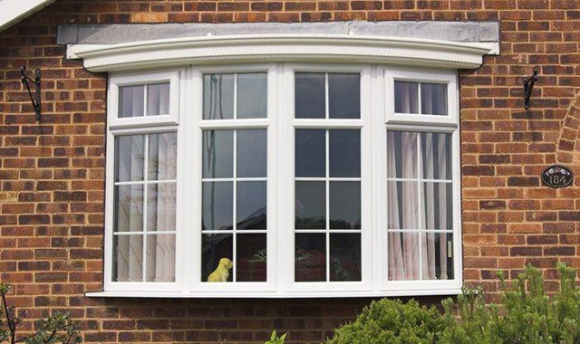 Bow-Window-in-UPVC
