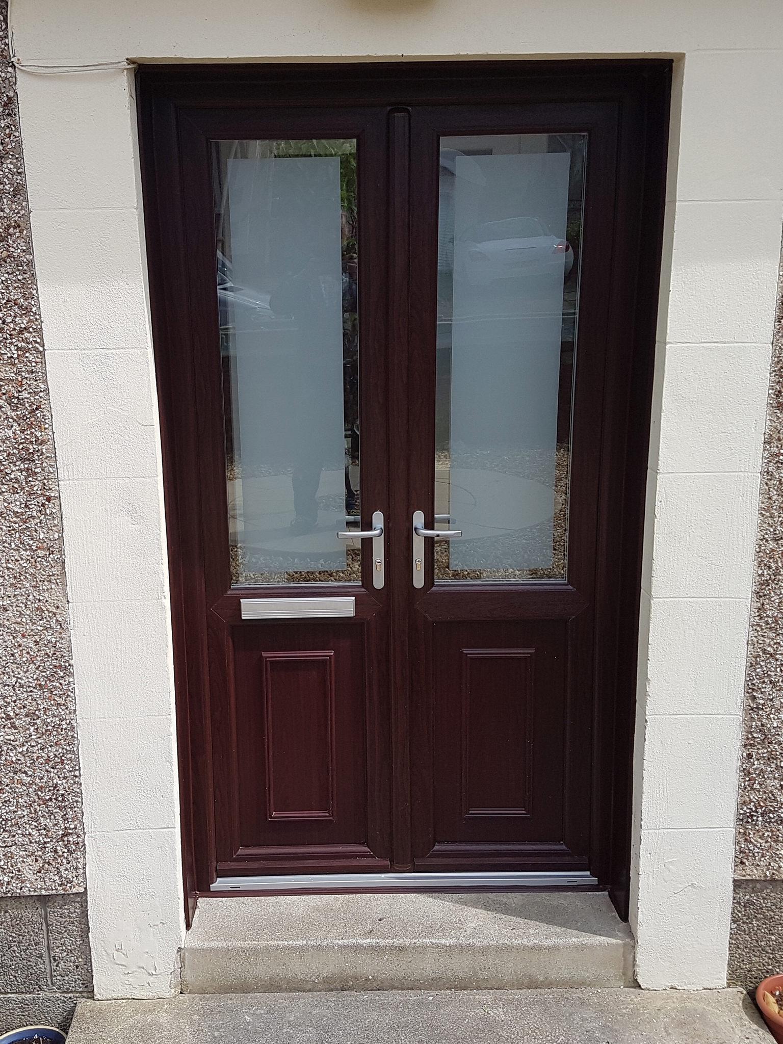 French Doors Vantage Windows Doors Scotland