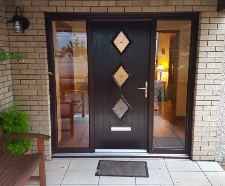 Coloured Composite Doors & Composite Doors | Glasgow Lanarkshire Motherwell