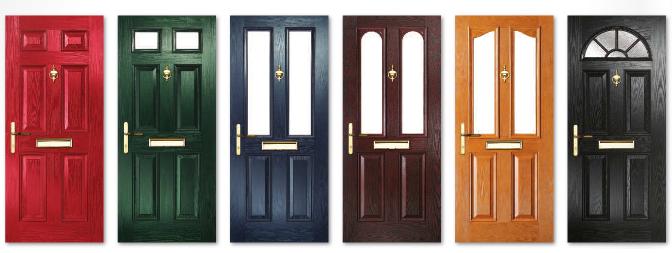 Consort Composite Doors