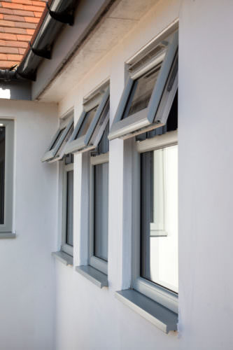 What are Casement Windows