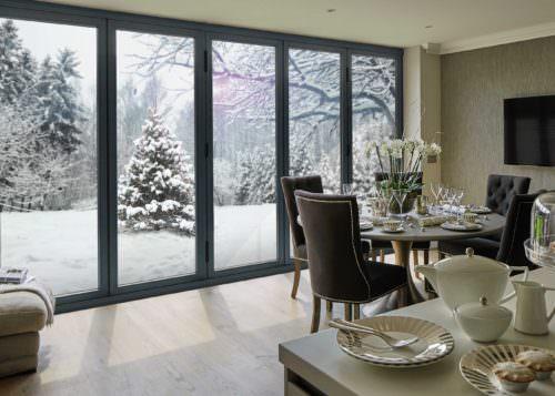 What Are Bi-Fold Doors Glasgow