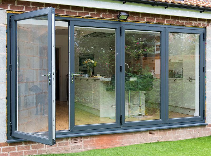 Bi Fold Doors Glasgow Bi Fold Door Prices Vantage Windows