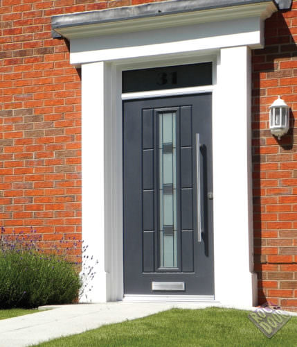 Composite Doors prices Hillhead