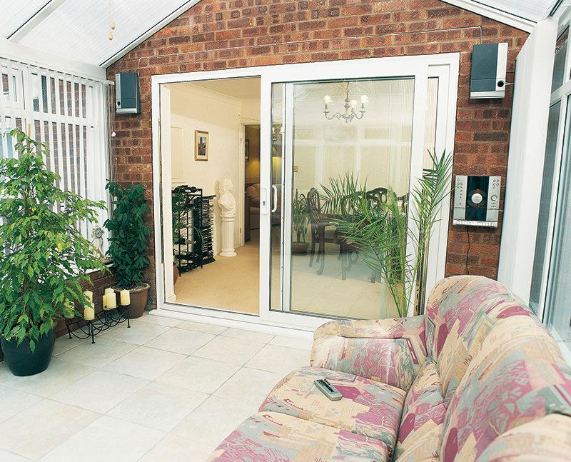 Patio Door examples Glasgow